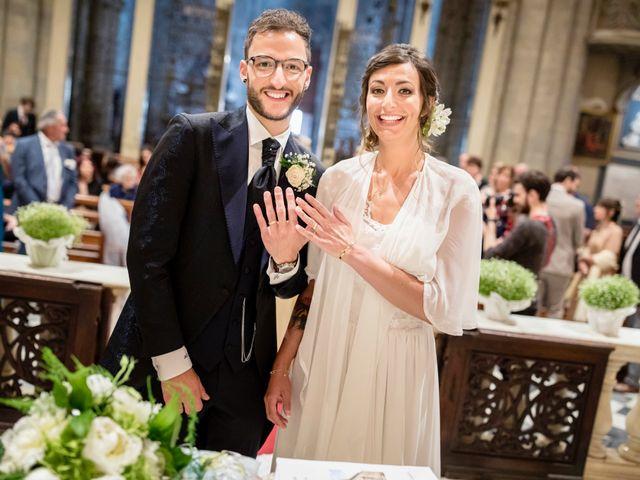 Il matrimonio di Riccardo e Audrey a Monte San Savino, Arezzo 30