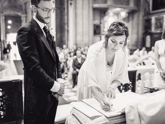 Il matrimonio di Riccardo e Audrey a Monte San Savino, Arezzo 32