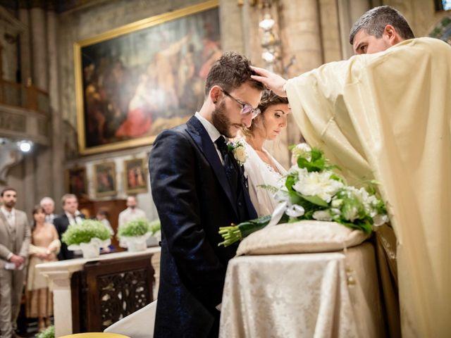 Il matrimonio di Riccardo e Audrey a Monte San Savino, Arezzo 33