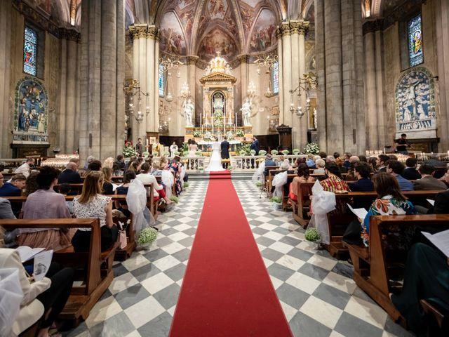 Il matrimonio di Riccardo e Audrey a Monte San Savino, Arezzo 34