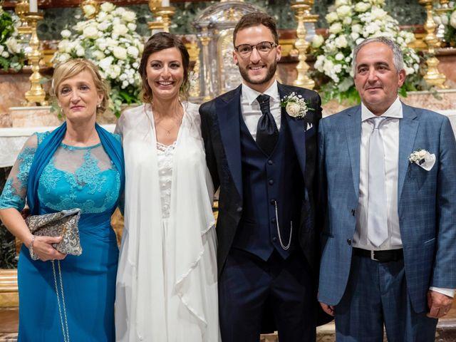 Il matrimonio di Riccardo e Audrey a Monte San Savino, Arezzo 35