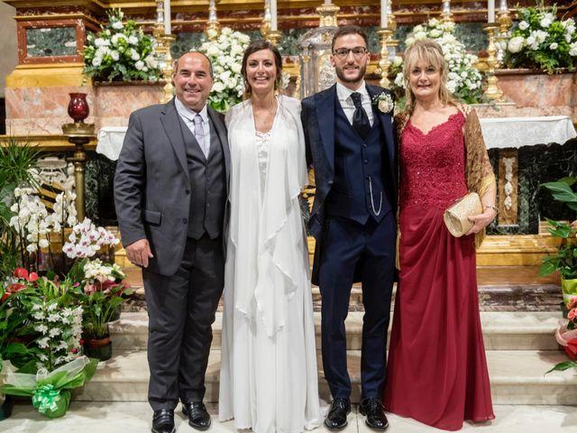 Il matrimonio di Riccardo e Audrey a Monte San Savino, Arezzo 36