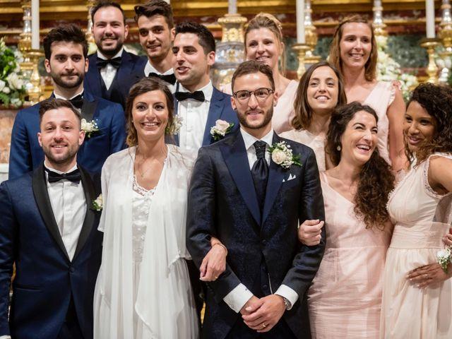Il matrimonio di Riccardo e Audrey a Monte San Savino, Arezzo 37