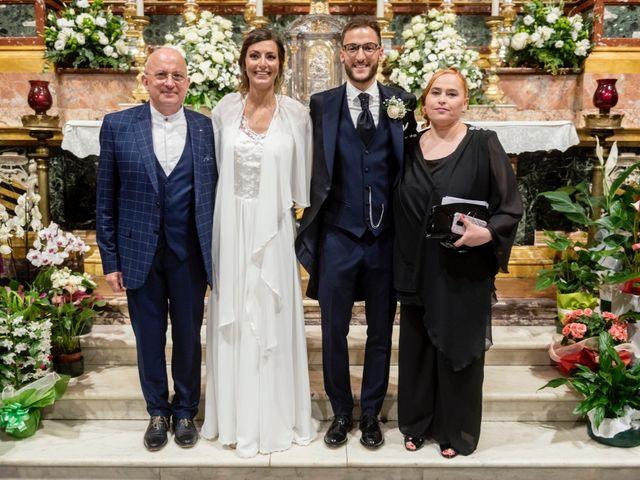 Il matrimonio di Riccardo e Audrey a Monte San Savino, Arezzo 38