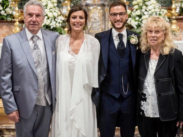 Il matrimonio di Riccardo e Audrey a Monte San Savino, Arezzo 39
