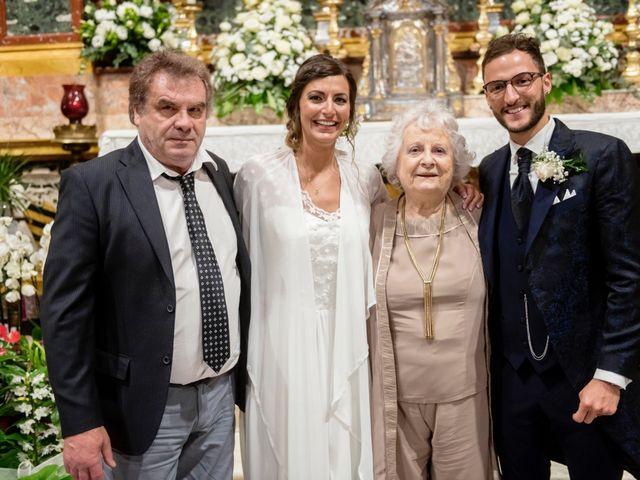 Il matrimonio di Riccardo e Audrey a Monte San Savino, Arezzo 40
