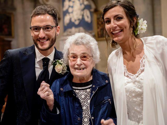 Il matrimonio di Riccardo e Audrey a Monte San Savino, Arezzo 43