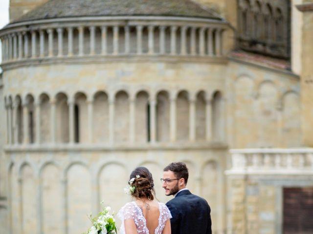 Il matrimonio di Riccardo e Audrey a Monte San Savino, Arezzo 48