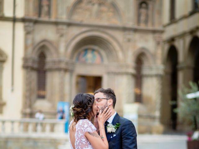 Il matrimonio di Riccardo e Audrey a Monte San Savino, Arezzo 50