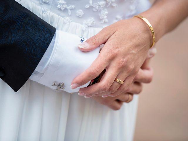 Il matrimonio di Riccardo e Audrey a Monte San Savino, Arezzo 53