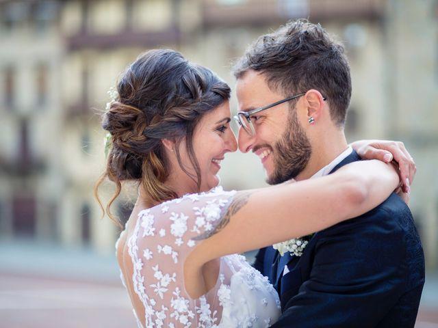 Il matrimonio di Riccardo e Audrey a Monte San Savino, Arezzo 54
