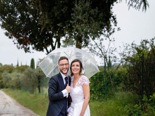 Il matrimonio di Riccardo e Audrey a Monte San Savino, Arezzo 58