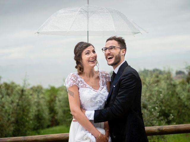 Il matrimonio di Riccardo e Audrey a Monte San Savino, Arezzo 59