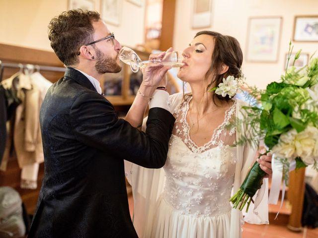 Il matrimonio di Riccardo e Audrey a Monte San Savino, Arezzo 62