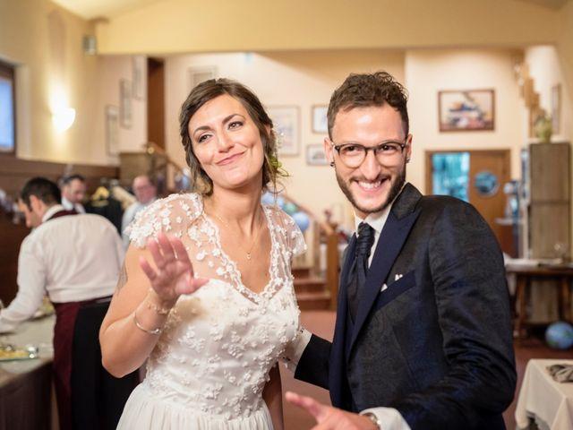Il matrimonio di Riccardo e Audrey a Monte San Savino, Arezzo 63