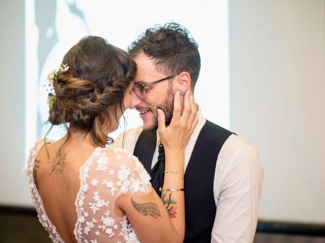 Il matrimonio di Riccardo e Audrey a Monte San Savino, Arezzo 69