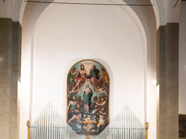 Il matrimonio di Mario e Elisa a Firenze, Firenze 17