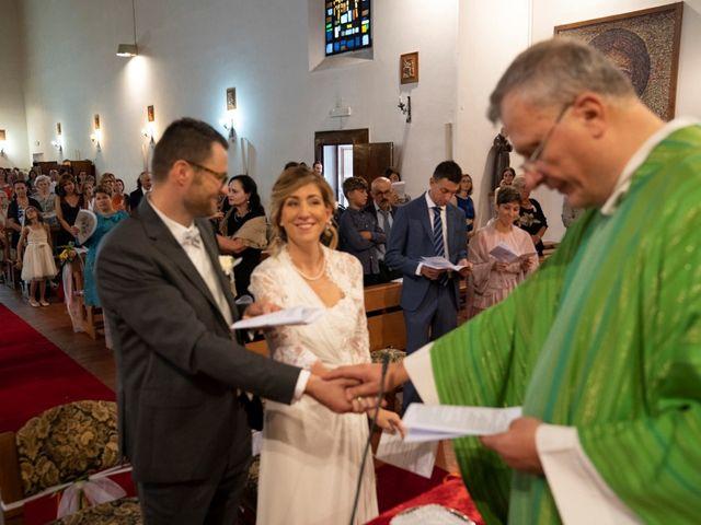 Il matrimonio di Mario e Elisa a Firenze, Firenze 18