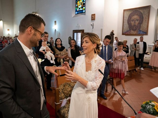 Il matrimonio di Mario e Elisa a Firenze, Firenze 20