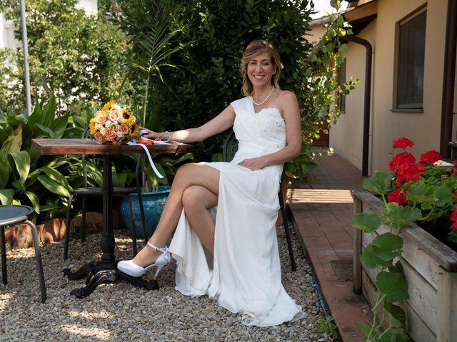 Il matrimonio di Mario e Elisa a Firenze, Firenze 39