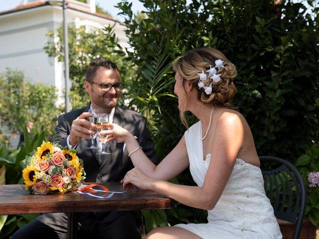 Il matrimonio di Mario e Elisa a Firenze, Firenze 43