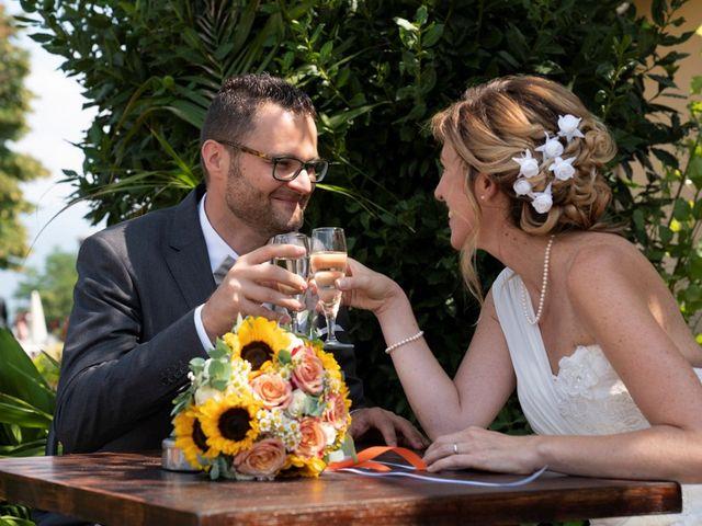 Il matrimonio di Mario e Elisa a Firenze, Firenze 44