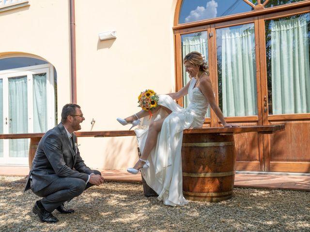 Il matrimonio di Mario e Elisa a Firenze, Firenze 52