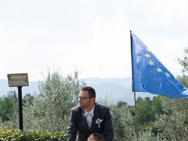 Il matrimonio di Mario e Elisa a Firenze, Firenze 55