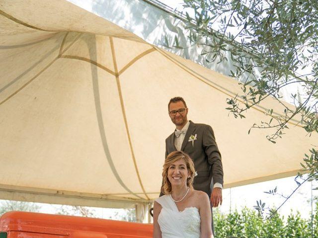Il matrimonio di Mario e Elisa a Firenze, Firenze 63