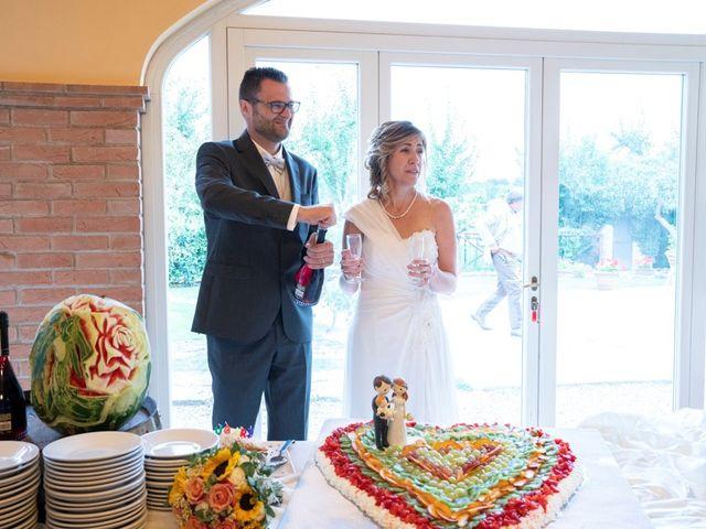 Il matrimonio di Mario e Elisa a Firenze, Firenze 75