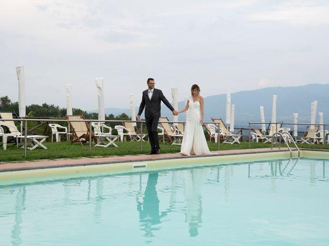 Il matrimonio di Mario e Elisa a Firenze, Firenze 76
