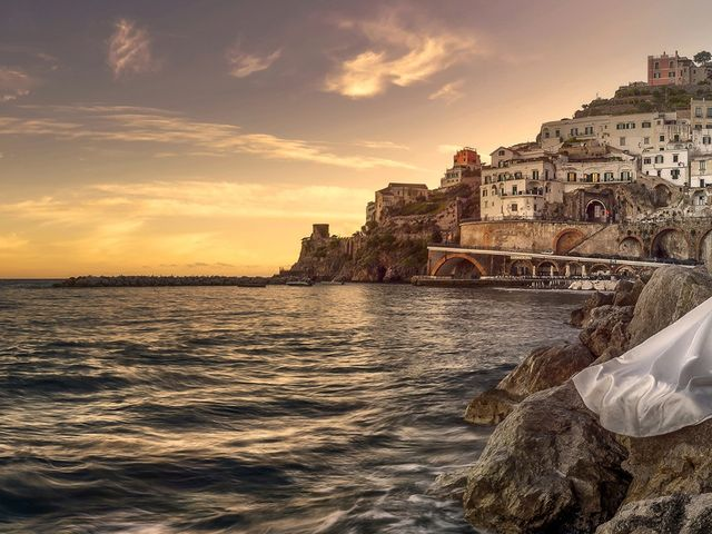 Il matrimonio di Flora e Alessandro a Salerno, Salerno 1