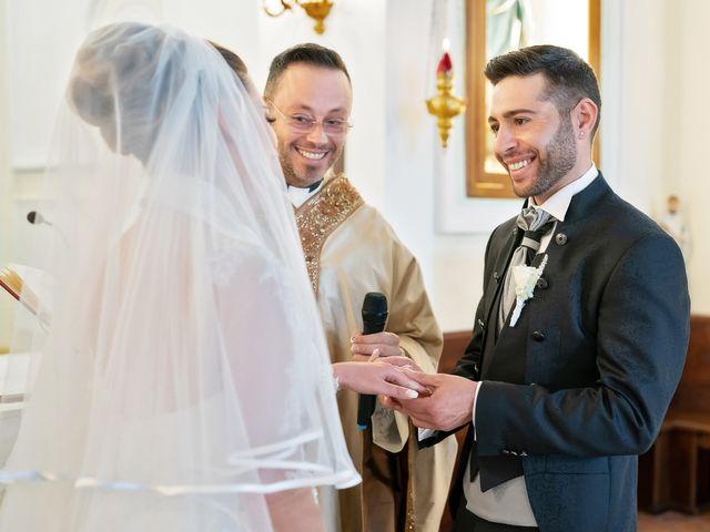 Il matrimonio di Flora e Alessandro a Salerno, Salerno 12