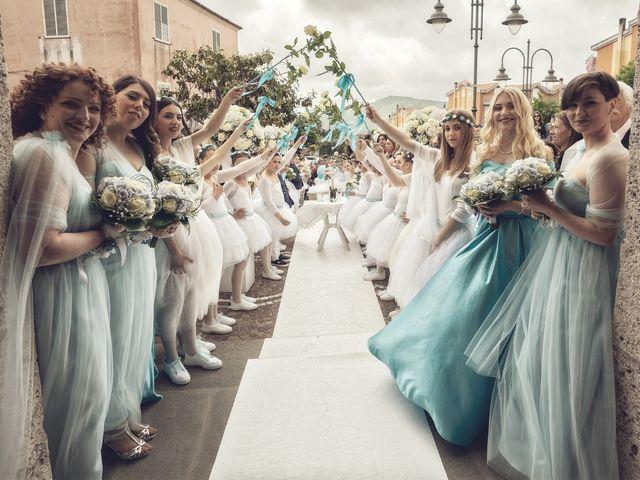 Il matrimonio di Flora e Alessandro a Salerno, Salerno 14