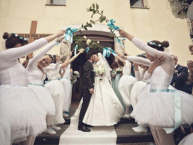 Il matrimonio di Flora e Alessandro a Salerno, Salerno 15