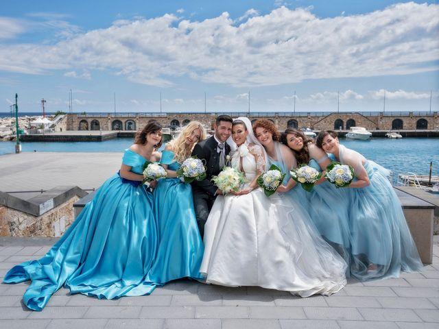 Il matrimonio di Flora e Alessandro a Salerno, Salerno 16