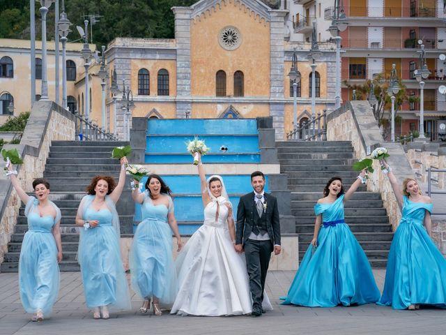 Il matrimonio di Flora e Alessandro a Salerno, Salerno 17