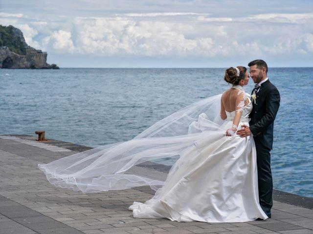 Il matrimonio di Flora e Alessandro a Salerno, Salerno 19