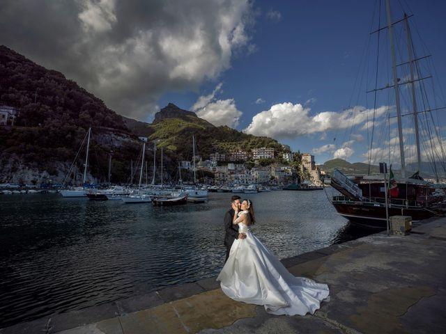 Il matrimonio di Flora e Alessandro a Salerno, Salerno 21