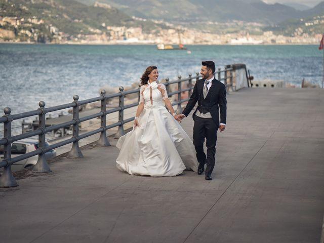 Il matrimonio di Flora e Alessandro a Salerno, Salerno 22