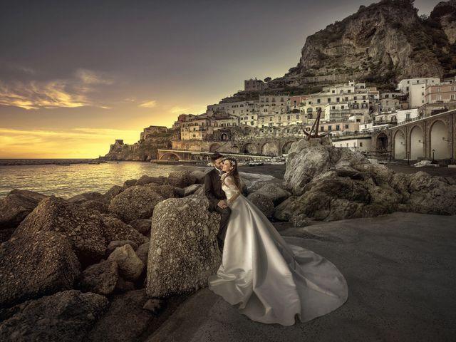 Il matrimonio di Flora e Alessandro a Salerno, Salerno 23