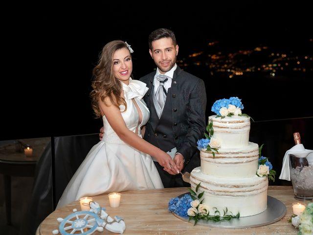Il matrimonio di Flora e Alessandro a Salerno, Salerno 37
