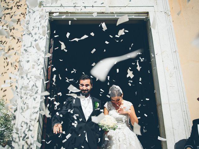 Il matrimonio di Giorgio e Nunzia a Frosinone, Frosinone 29