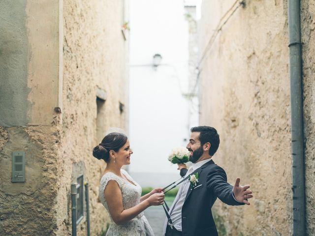 le nozze di Nunzia e Giorgio