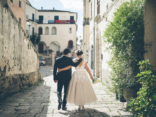 Il matrimonio di Giorgio e Nunzia a Frosinone, Frosinone 41