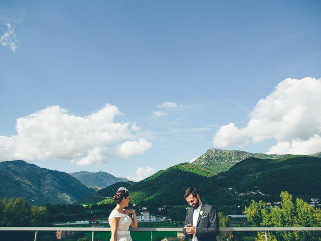 Il matrimonio di Giorgio e Nunzia a Frosinone, Frosinone 42