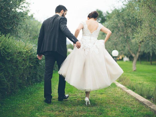 Il matrimonio di Giorgio e Nunzia a Frosinone, Frosinone 54