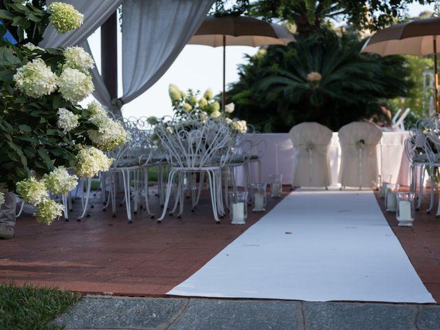Il matrimonio di Tal e Federico a Santa Margherita Ligure, Genova 8