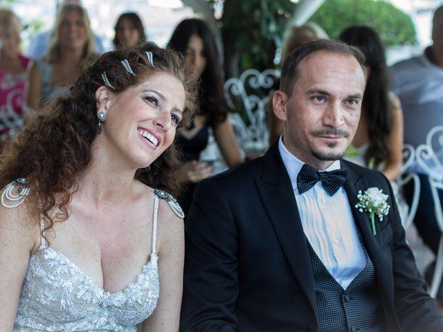 Il matrimonio di Tal e Federico a Santa Margherita Ligure, Genova 12