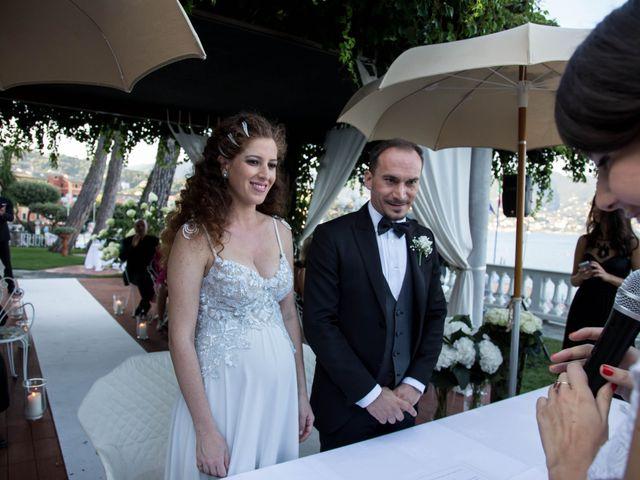 Il matrimonio di Tal e Federico a Santa Margherita Ligure, Genova 13